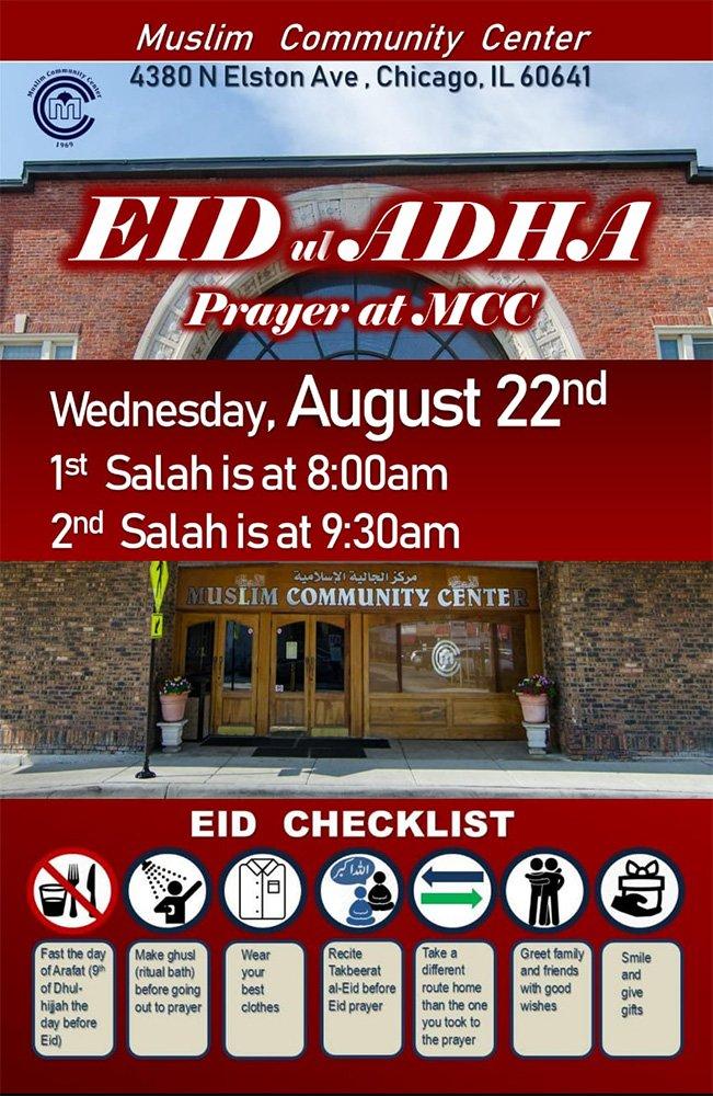 MCC EID 2018 – Muslim Community Center