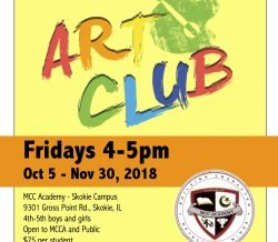 MCC Academy: Art Club