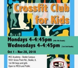 MCC Academy: Crossfit Club for Kids