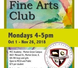 MCCA College Prep: Fine Arts Club