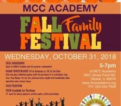 MCC Academy: Fall Family Festival