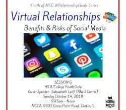 Virtual Relationships: Benefits & Risks of Social Media