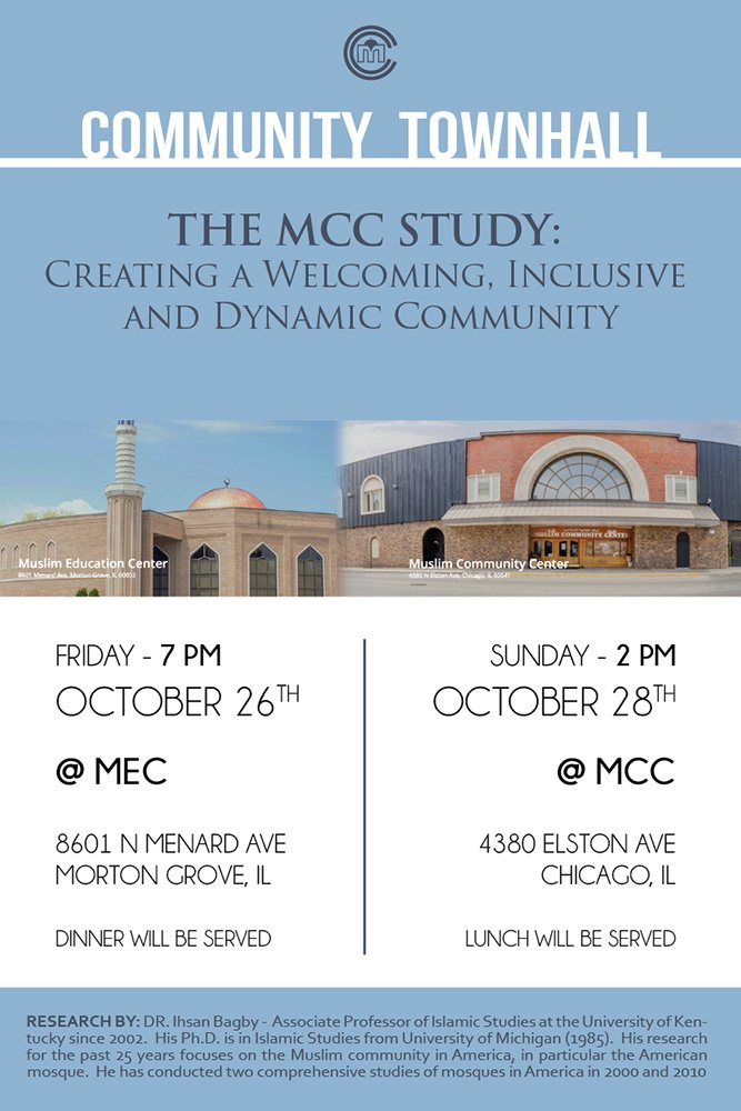 Completed – Page 3 – Muslim Community Center