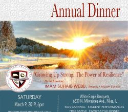 MCC Academy Annual Dinner on Sat, March 9th 6pm