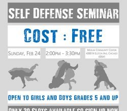 MCC Youth: Self Defense Seminar