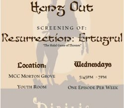 Thursday Nights Screening of Ertugrul Episodes for Youth, 5:30pm @MEC