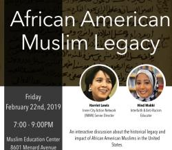 The African American Muslim Legacy