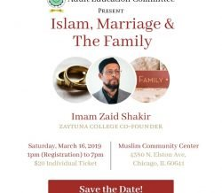 Islam, Marriage and The Family