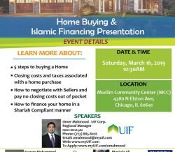 Home Buying & Islamic Financing Presentation