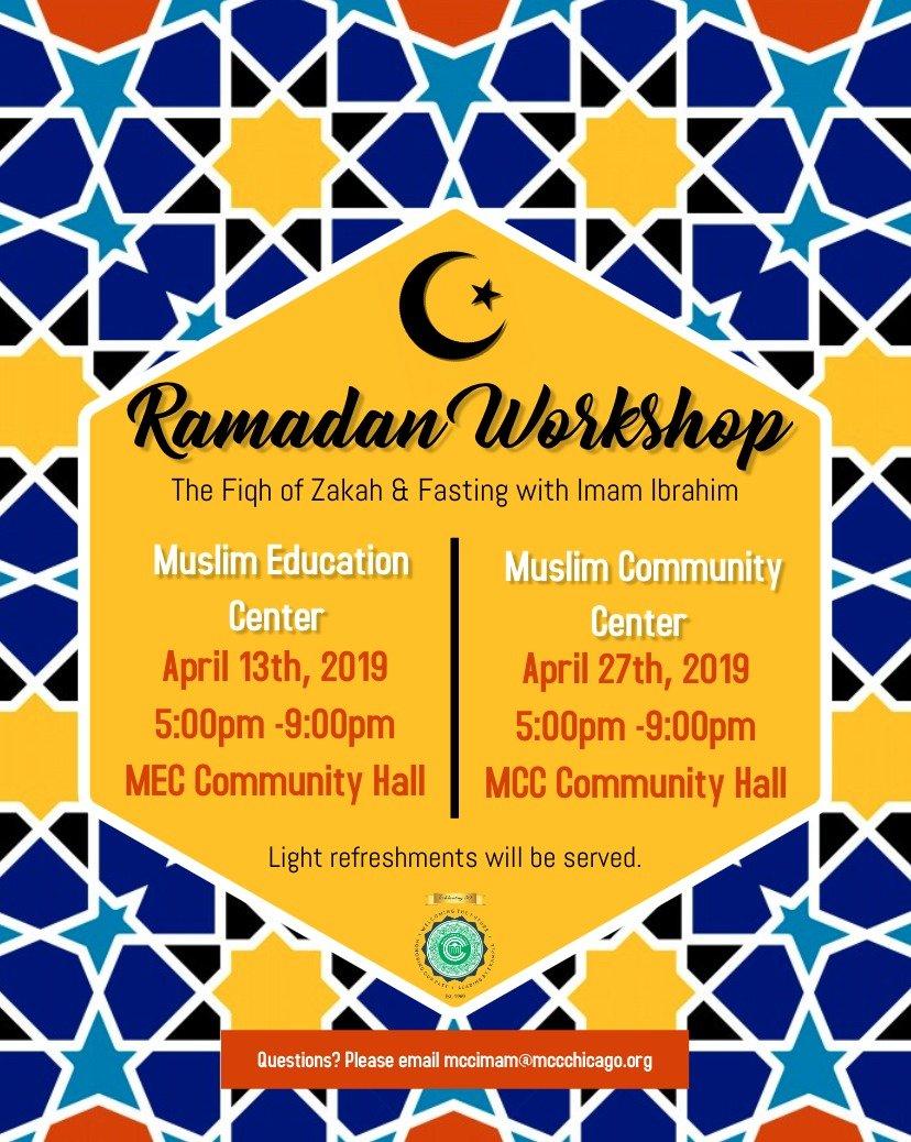 Ramadan-Workshop-2019