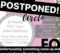 MCC Youth Sisterhood Circle