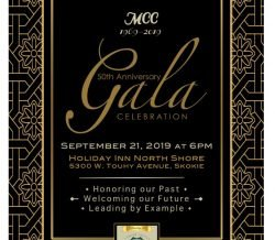 MCC 50th Anniversary – Gala Celebration
