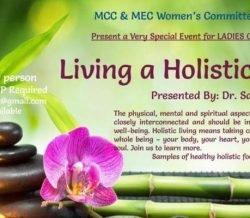 Living a Holistic Life
