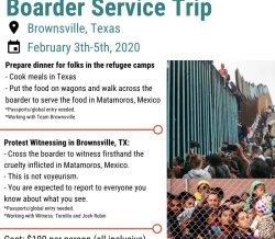 Mexican American Boarder Service Trip