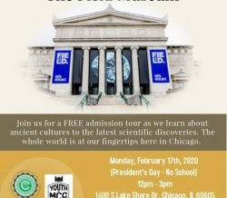 Trip to The Field Museum – February 17, 2020