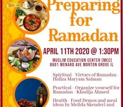 MCC Women Committee: Preparing for Ramadan